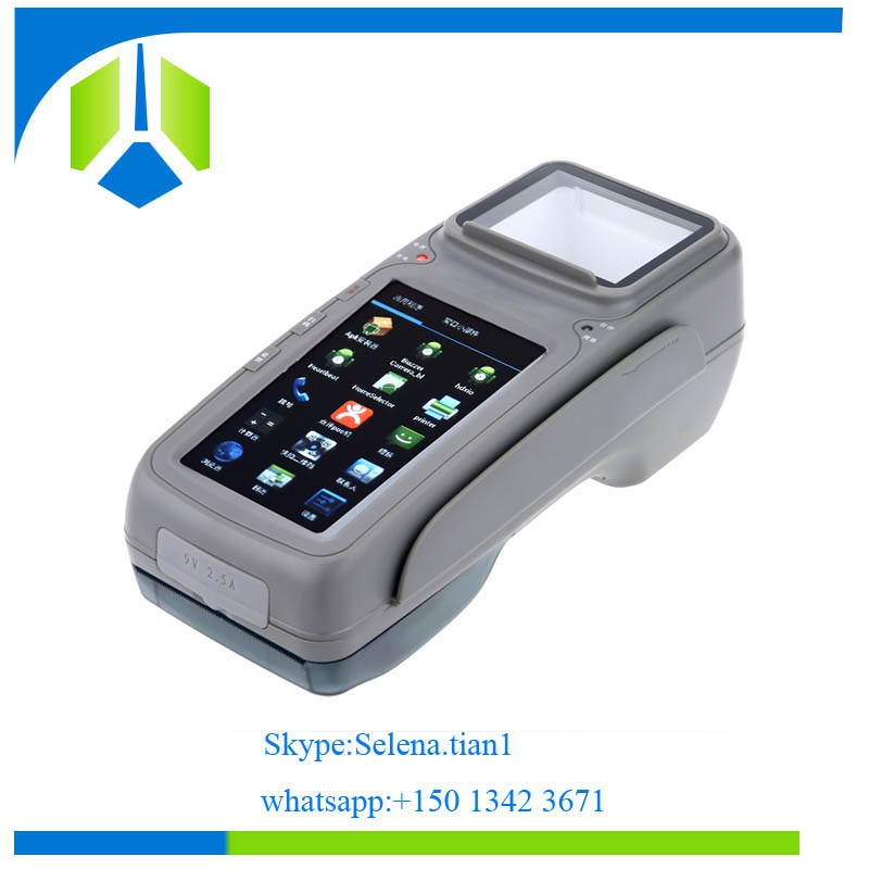Integrated Thermal Printer,Barcode Scanner,Mini All In One Pos ...