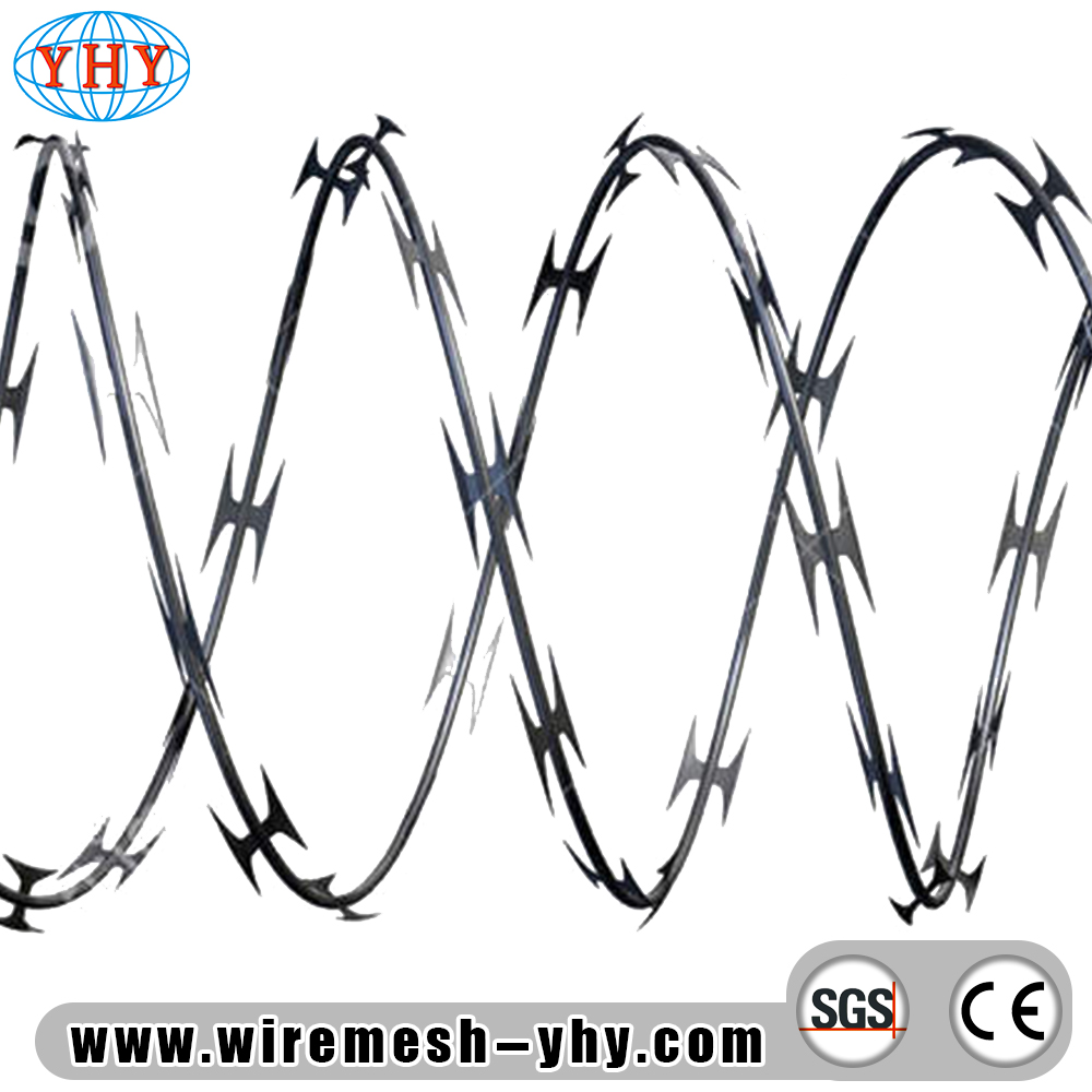 China razor flat barbed wire wholesale 🇨🇳 - Alibaba