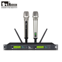 China manufacturer 2018 hot sale Recording singing professional UHF Wireless microphone