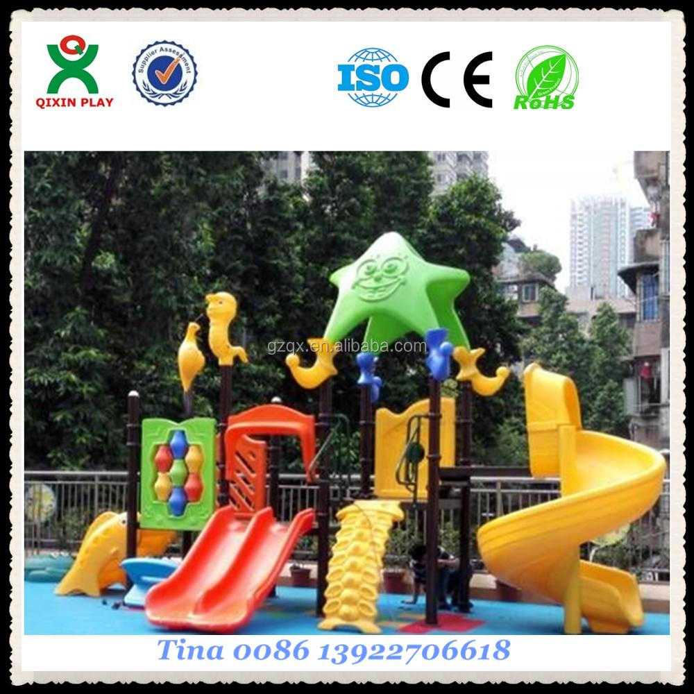small backyard play structures plastic play structure backyard playground  sets, View small backyard play structures, QIXIN PLAY Product Details from  ... - Small Backyard Play Structures Plastic Play Structure Backyard
