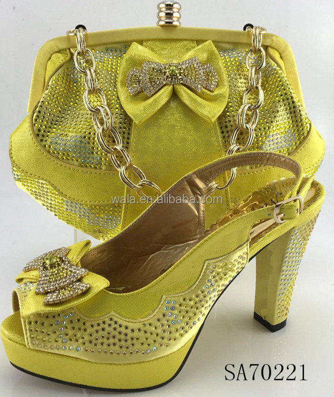 shoes and heel party shoes match SA70221 high bags bags purple and women italian to XPxERw