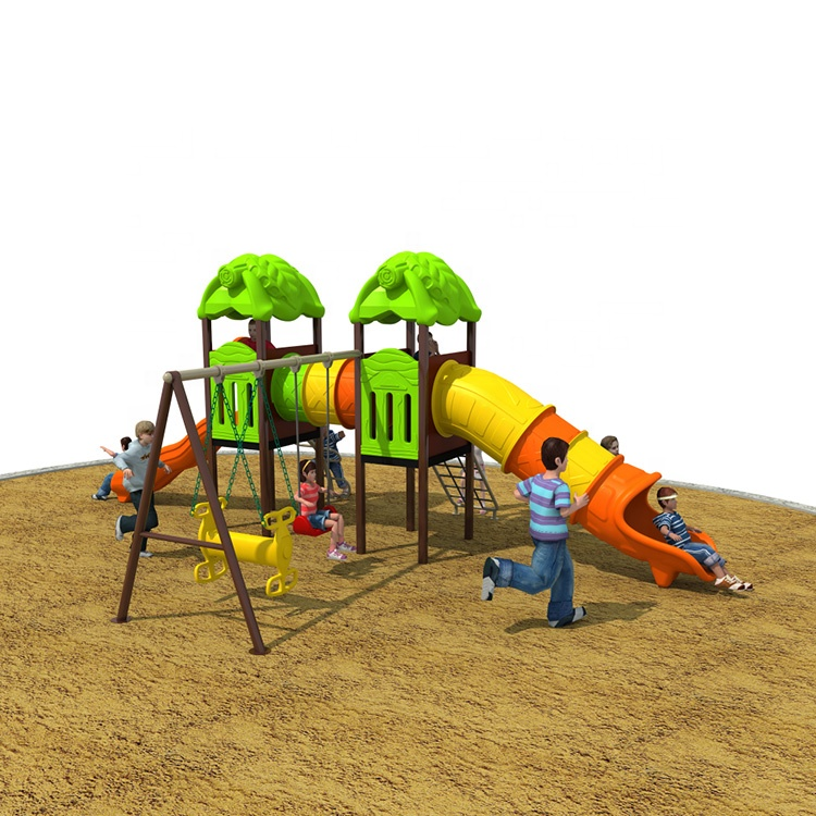 Pretpark Kids Speeltuin Outdoor, kids plastic outdoor speeltoestellen