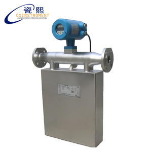 0.2% High Accuracy Stainless Steel Material Vegetable Oil Coriolis Mass Flow Meter