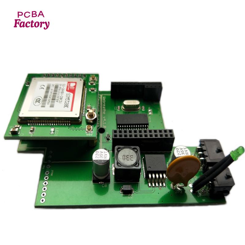 OEM 中国エレクトロニクス両面 PCB メーカー深センワンストップ PCBA サービス Pcb アセンブリ