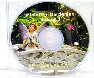 Miniature Fairy Garden Miniature Gardening Videos 1