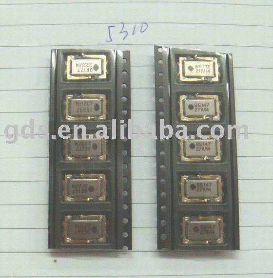 5300 buzzer for nokia/mobile phone spare parts/cell phone buzzer for nokia 5300
