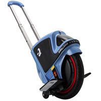 SELF BALANCE ELECTRIC unicycle UNI-WHEEL WITH TRAINING WHEEL and Easy Learning Handle One Wheel Scooter Electric Hoverboard