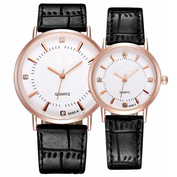 Famous Brand Luxury Couple Watch Waterproof Watches