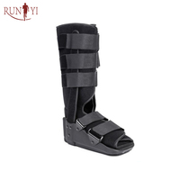 Medical foam post-op rehabilitation products walker boot of medical orthopedic shoes for men and women