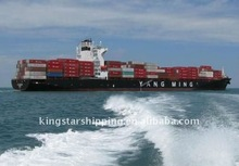 Shanghai Msk/msc/emc/cscl/k-line/nyk/oocl/cosco cts international logistics corporation limited