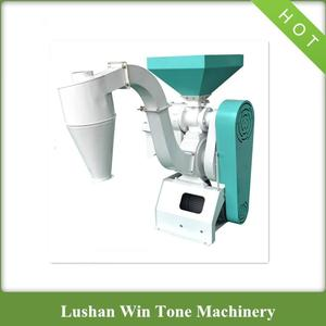 small scale wheat dehusking machine for sale