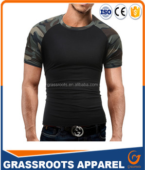 82d4a7c5bd06 Hot Weather Cool Gym Tshirts For Men With Nice Camo Designs - Buy ...