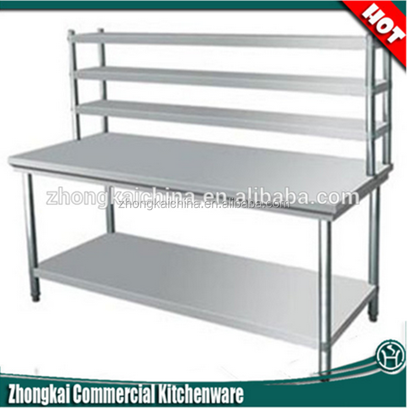 Restaurant Kitchen Work Tables heavy duty restaurant used kitchen stainless steel working table