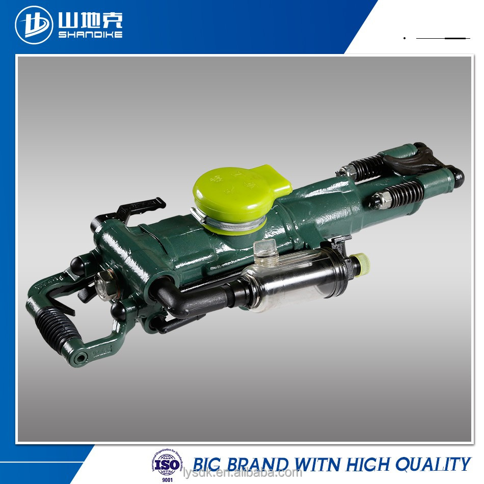 Factory price electric rotary air leg hand held jack hammer