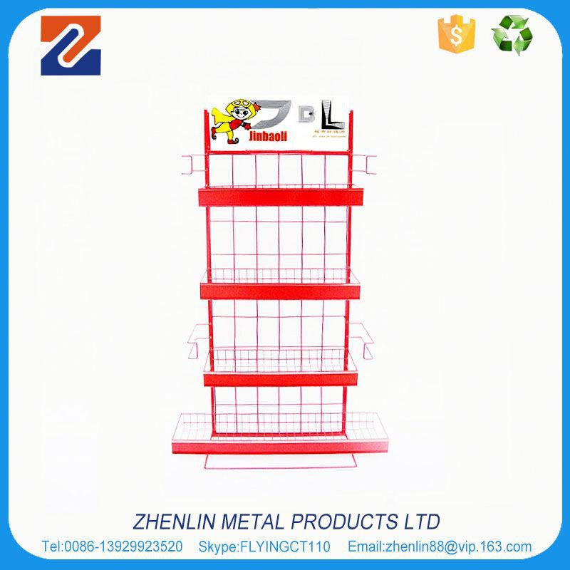 Wholesale custom wire display racks for craft <strong>shows</strong> with long service life