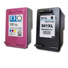 Refillable Ink Cartridge for Hp301 for Hp 301XL Black Color CH563EE CH564EE