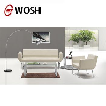 Moderne Leder Büromöbel Sofas Für Tagungsraum Und Rezeption Lounge ...