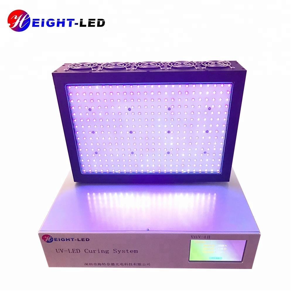 Ultra Violet Purple 100W 360-365nm UV High Power LED Light Lamp for Bulb 1PCS