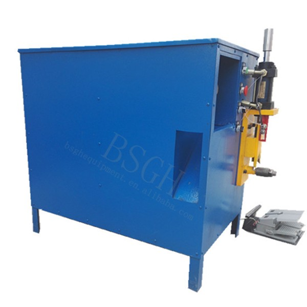 Vertical stator coil winding machines electric motor for Electric motor recycling machine