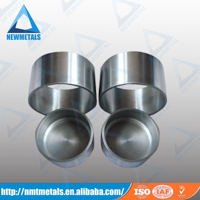 Newmetal Mo 1 Molybdenum Crucible For Ruby And Sapphire Crystal ...