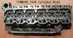 Cummins IS6D Engine Cylinder Head Repair 3977225