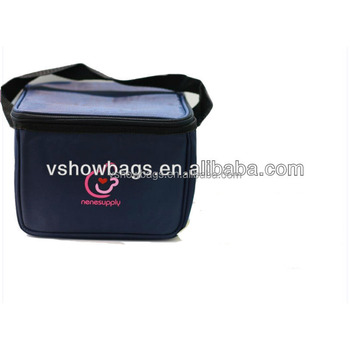 Baby Bottles Cooler Bag And Ice Packs For Tmilk Storage