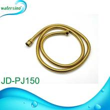 Royal Gold color Stainless Steel shower hose Luxury shower hose