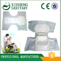 soft Breathable Fabric Super Absorbent Disposable Adult Diaper for the Incontinence