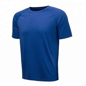Wholesale Men Dry Fit Custom Printing Plain Gym Running T Shirt