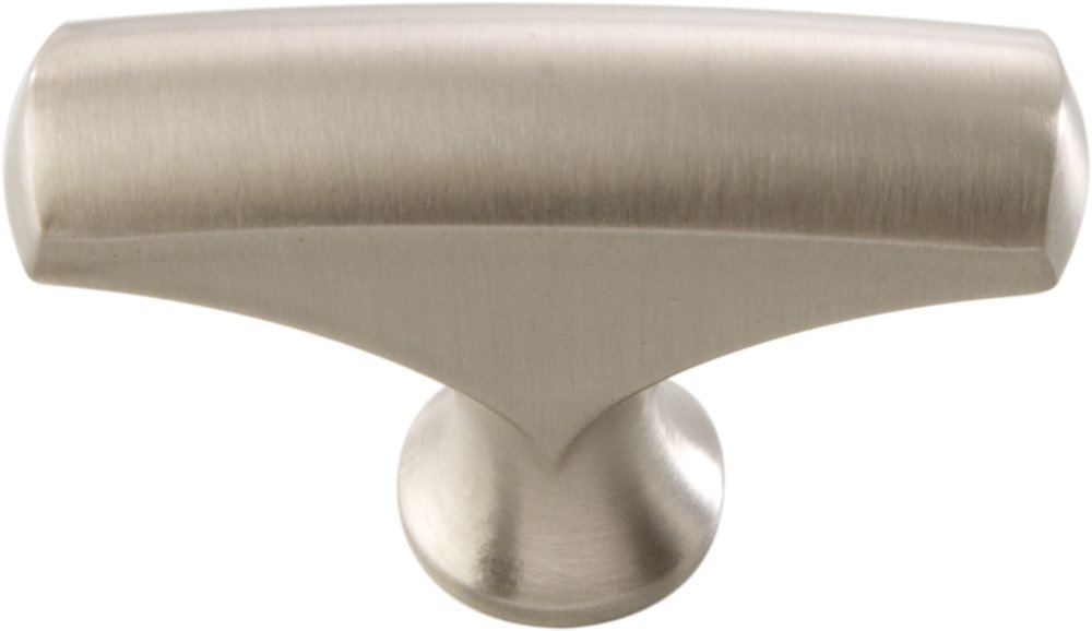 Hickory Hardware P3372-SS 1/2-Inch by 1-11/16-Inch Greenwich Knob, Stainless Steel