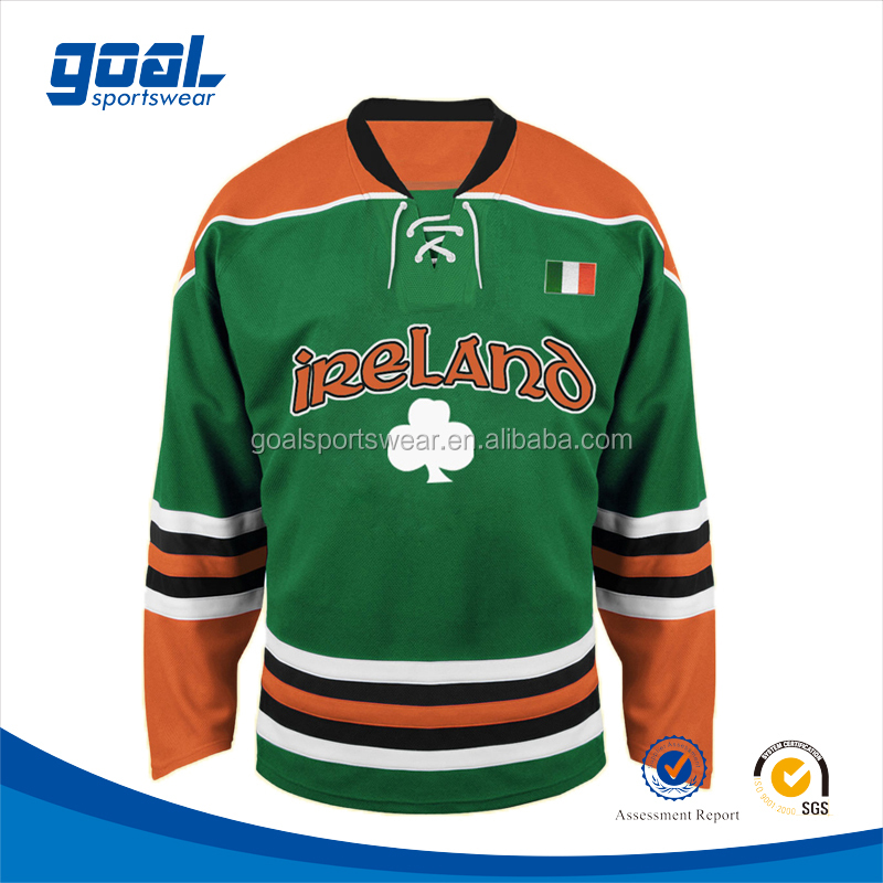 Mini,Oversize,Custom,Wholesales and retailers Ice Hockey Jersey