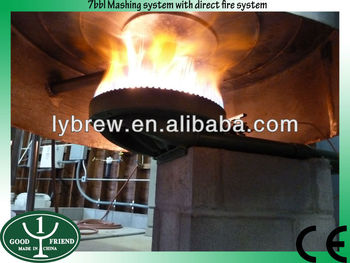 2500l Brewery Processing Plant With Ce Brewery Equipment