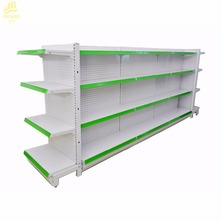 Shelf Display Lcd Modern Retail Shelving JB-326 Mini Supermarket Used