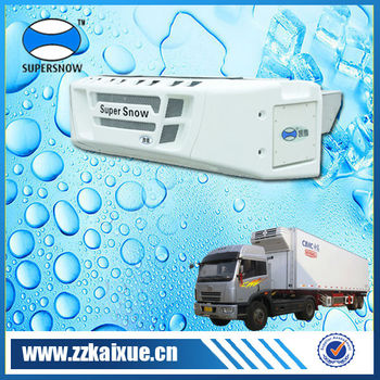 Independent thermo king truck refrigeration unit, View thermo king truck  refrigeration unit, SUPERSNOW Product Details from Zhengzhou Kaixue Cold