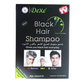 High Quality Black Hair Shampoo In Best Price For Men And Women ...