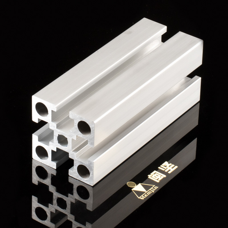 aluminium extrusion alloy profile aluminum section/ aluminium window and door profile/extrusions