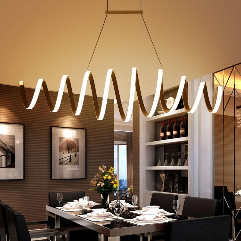 Diy Colgante Moderno Led Colgante Luces Para Comedor Bar Suspensión  Luminaria Suspendu Lámpara Colgante Iluminación Md85077 - Buy Luces  Colgantes ...