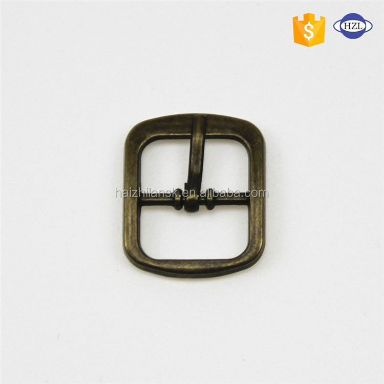 MAIN PRODUCT custom design metal pin belt watch buckles with different size