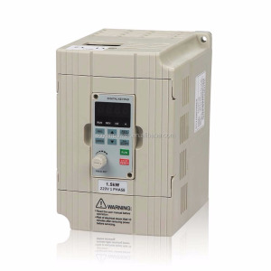 Single Phase Input 220V VFD customized boost 0.1%--30.0% inverter compact size vfd