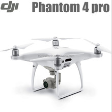 2017 new DJI drone hd phantom 4 pro with 5 directions of Obstacle sensing and 4K 1 inch 20MP camera for drone kit