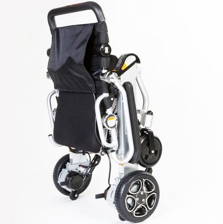 La mobilité en fauteuil roulant électrique scooter