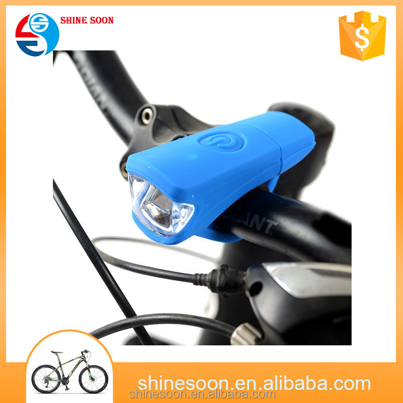 High Quality Headlamp Bicycle Cycling LED Front Head lamp Rechargeable USB Bike Light