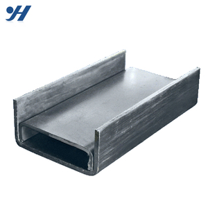 Wholesale Galvanized Hot Sale Cold Formed Steel Channels Dimensions