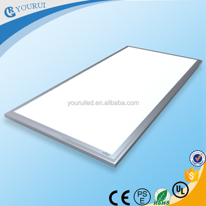 36W 42W Square LED flat ceiling panel light for office luminaire ceiling lights
