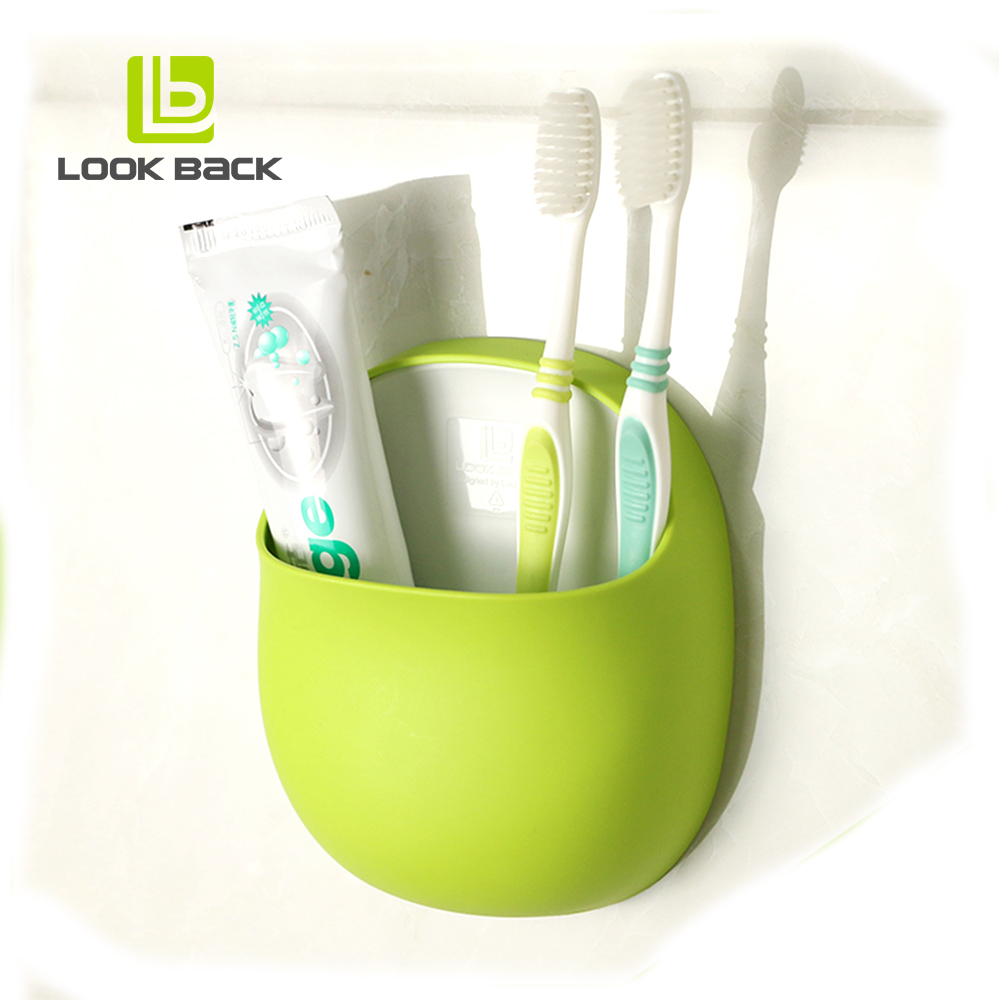 Novelty Products Usa Bathroom Accessories Wall Mounted Toothbrush ...