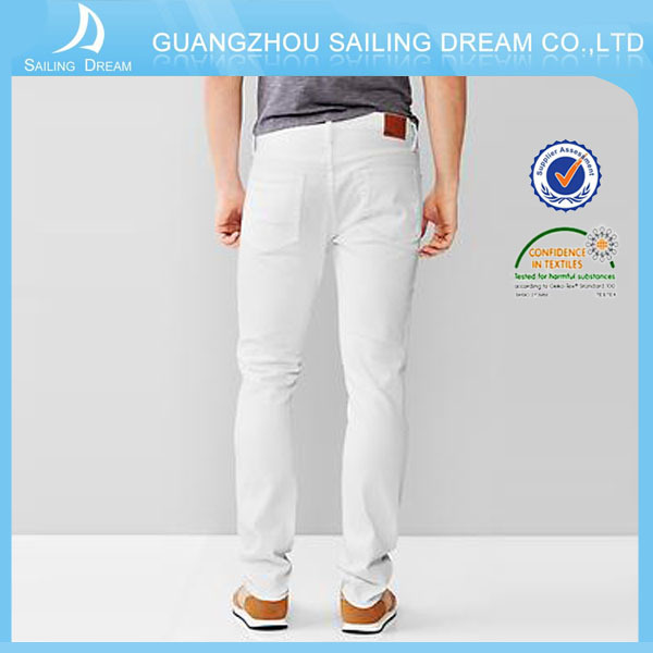 China Factory Whole Denim Fashion Skinny Fitting Jeans Pent