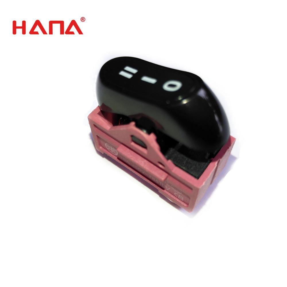 HANA 5E4 16a rocker switch 250v anti spark rocker switch fireproof
