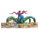 attraction amusement park rides supplies fun park octopus ride