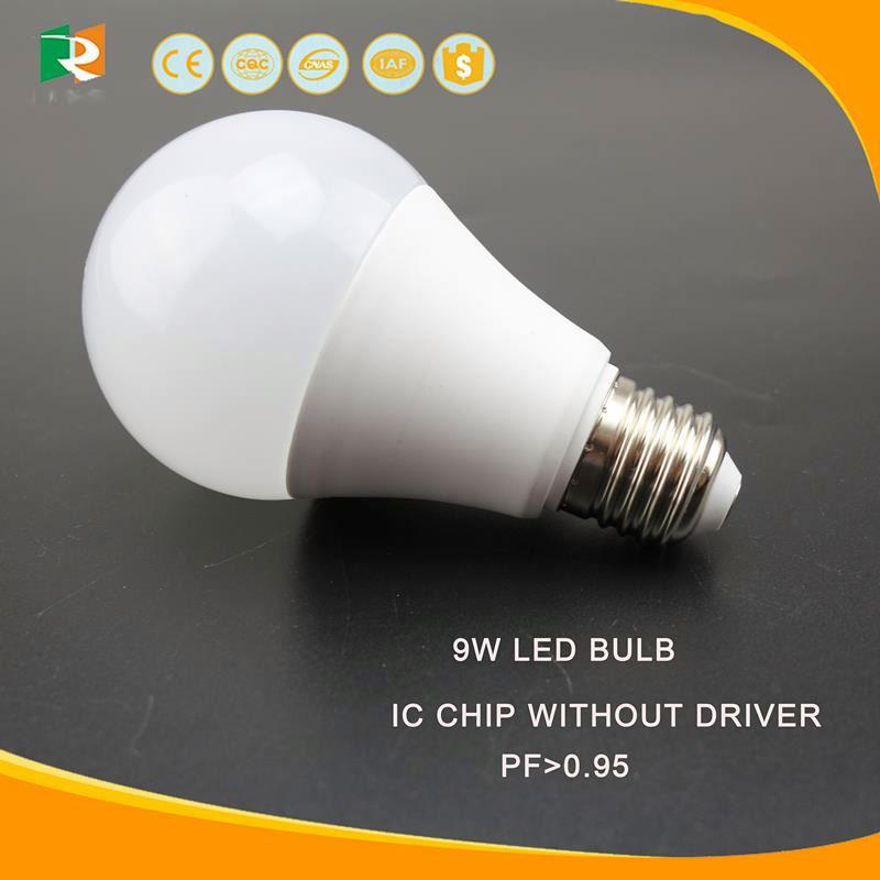 E27 LED BULB 7W 9W 12 W SKD/CKD LED lighting bulb lamp spare parts for assembling