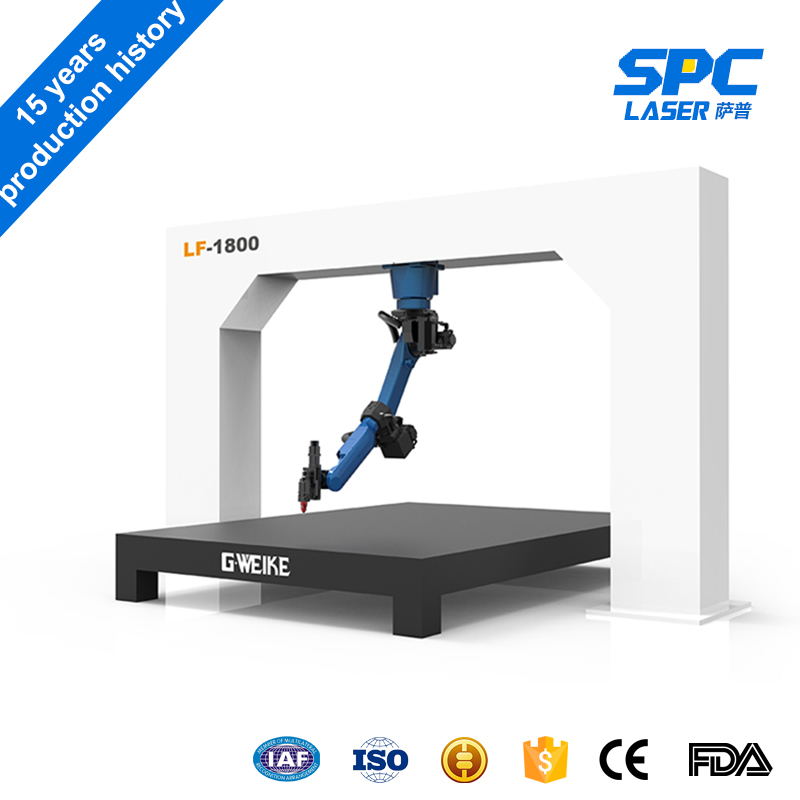 Iso9001 Certification And Automatic Cnc Yag Laser Cutting Machine